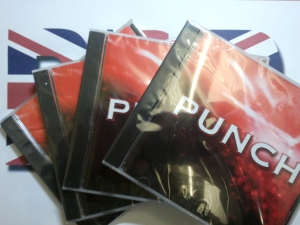 Punch CD Giveaway