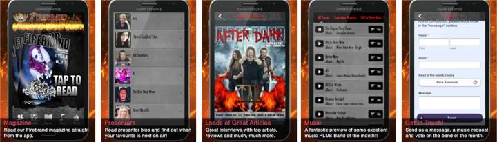 Firebrand app