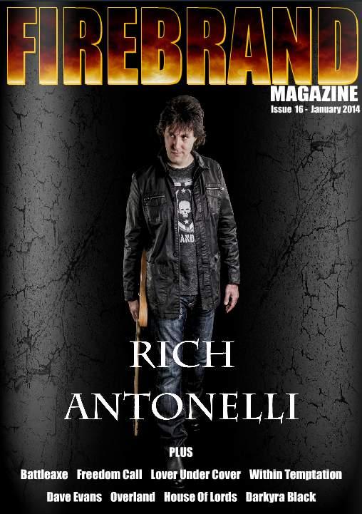 Firebrand Magazine