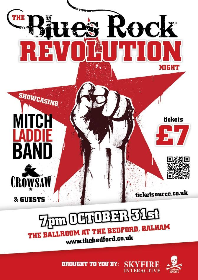 Blues Rock Revolution