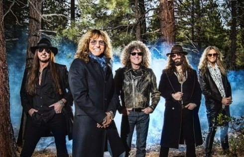 Whitesnake 2015 © Ash Newell Photography