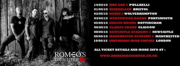 RD UK Tour