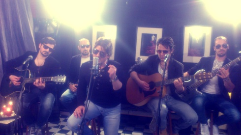 Wild Rose band