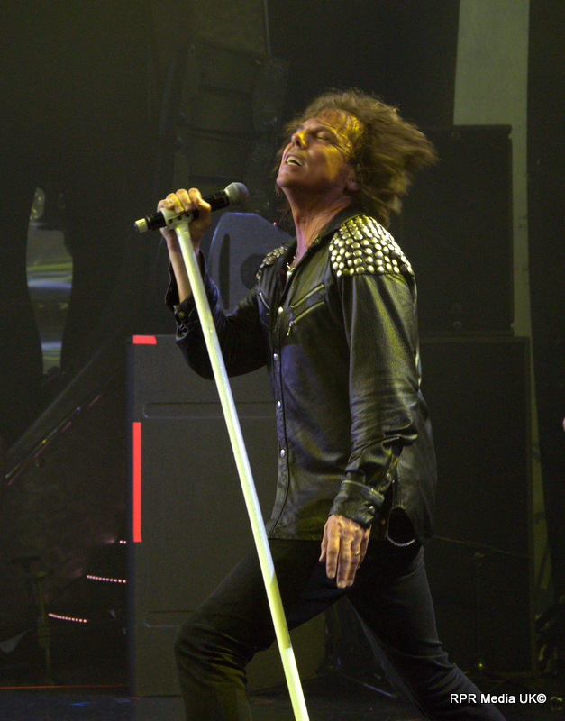 Joey Tempest (Europe)