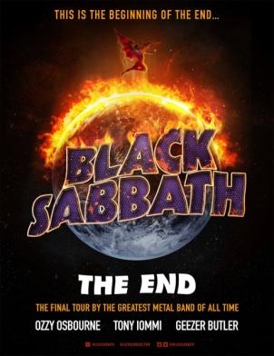 Black Sabbath -The End