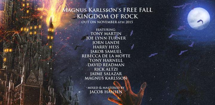 Kingdom Of Rock details