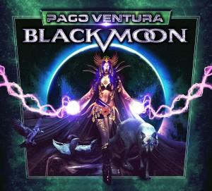 BLACK MOON portada