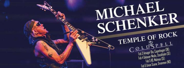 Michael Schenker - Coldspell