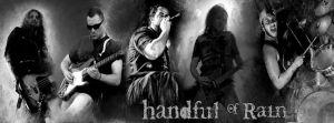 Handful Of Rain band