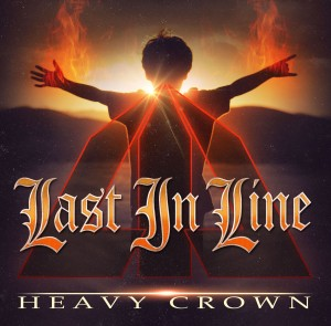 Last In Line - Heavy Crown artwork
