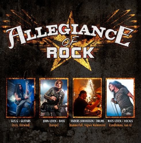Allegiance Of Rock