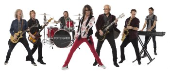 Foreigner band