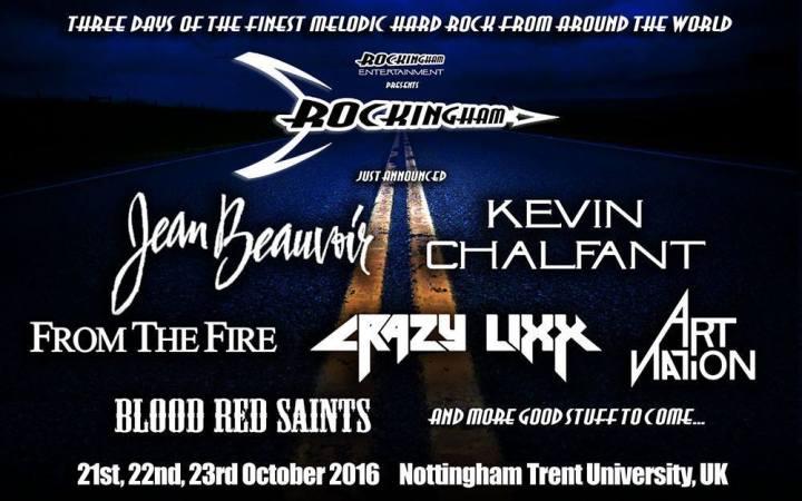 Rockingham 2016