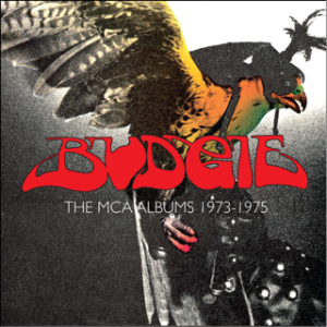 Budgie The MCA Albums