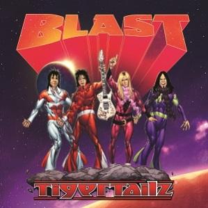 Tigertailz - Blast