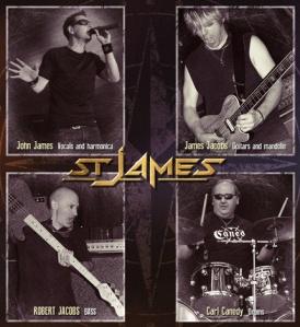 St James band