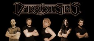 Darkest Sins band