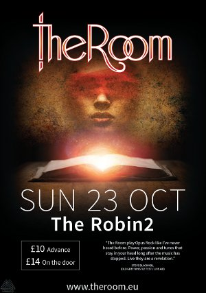 The Room - The Robin 2
