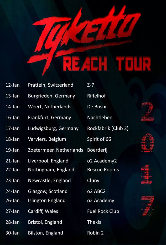 The Reach Tour