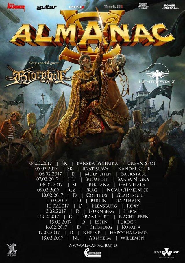 gloryful-tour-dates