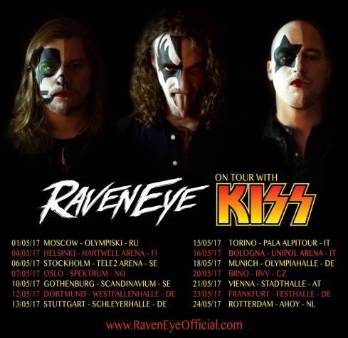 RavenEye & Kiss