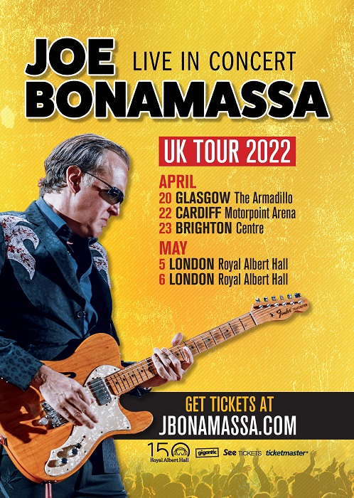 JB UK Tour 2022